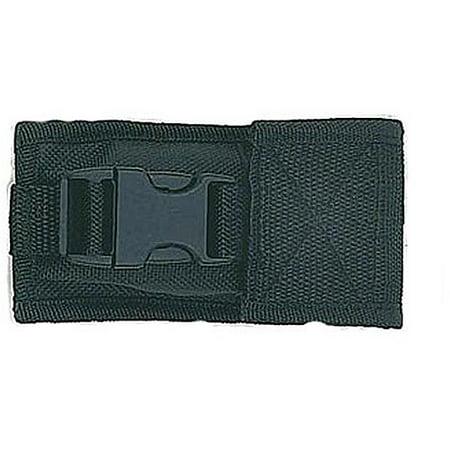 "Joy Enterprises FP15534 Fury Tac Sheath with Velcro and Clip Folding Pocket Knife Pouch, Tactical Nylon Black, 4 to 4.75"""