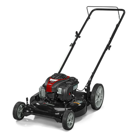 - Murray 21 in. Briggs & Stratton 125cc 2-in-1 High Wheel Lawn Mower