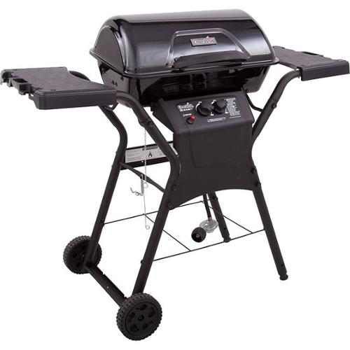 Char-Broil 463666114 Gas Grill - 2 Sq. ft. Cooking Area - 2 Cooking Elements - Black