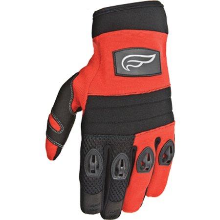 Men's Fulmer GX Cool Glove II Gloves Motorcycle ATV MX Dirt Bike Riding Gloves (Dirt Bike Riding Gear)