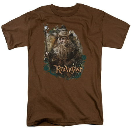 The Hobbit/Radagast The Brown   S/S Adult 18/1   Coffee     Hob1008 (Halloween Coffee Can Crafts)