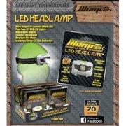Fierce ITK-DSP-HL11 Headlamp with 70 lumens, 6 per dsp