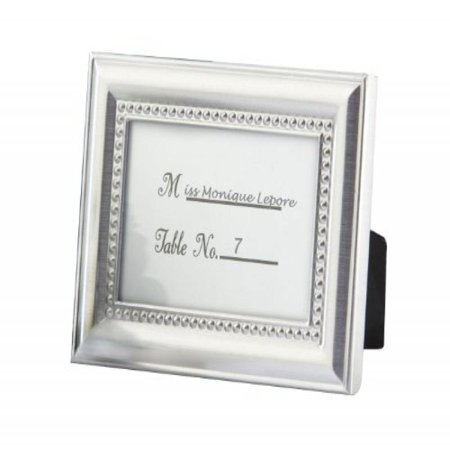 Beautifully Beaded Photo Frame/Placeholder As seen in the hit movie 27 Dresses (Movie Characters To Dress Up As Easy)