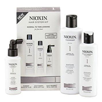 Nioxin hair products walmart