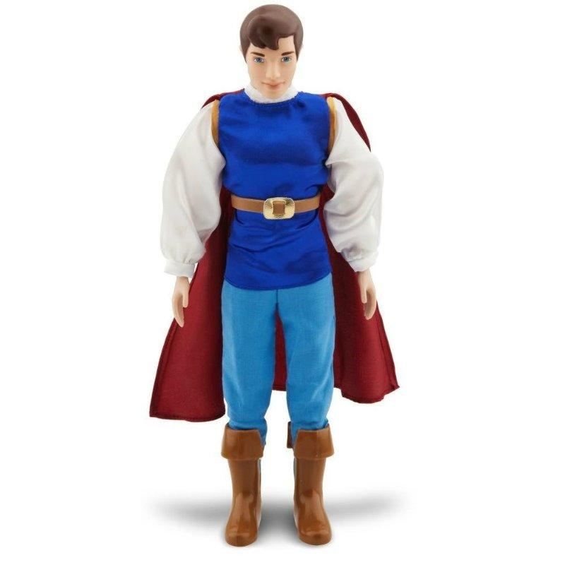 Disney Snow White and the Seven Dwarfs The Prince Doll -- 12''