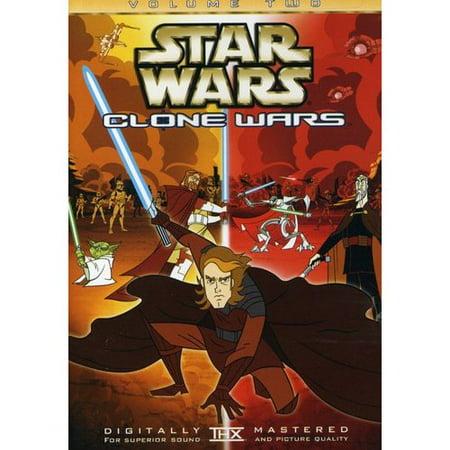 Star Wars  Clone Wars  Vol  2  Animated   Widescreen