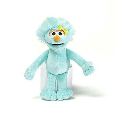 "Sesame Street Rosita Beanbag 7"" - Walmart.com"