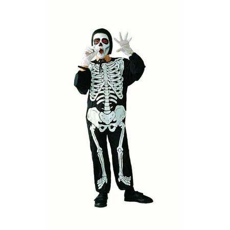 Skeleton Bones Child Costume