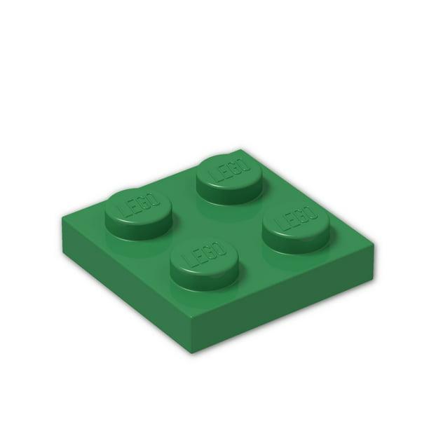 LEGO® Tan Plate 2 x 2 Design ID 3022