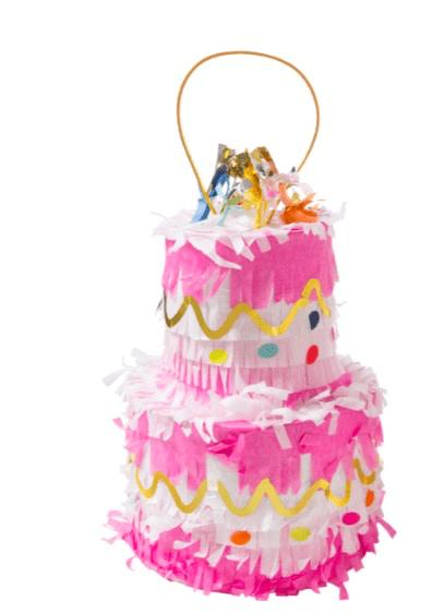 Surprising Slant Birthday Cake Pinata Funny Birthday Cards Online Elaedamsfinfo