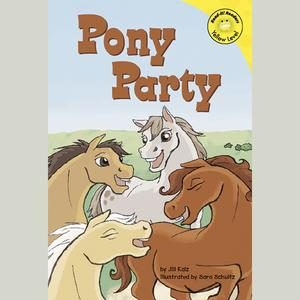 Pony Party - Audiobook