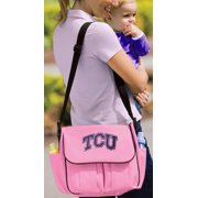 Texas Christian Diaper Bag - Cute TCU Baby Bags