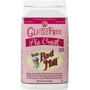 Bob's Red Mill Gluten Free Pie Crust, 16 oz, (Pack of 4)