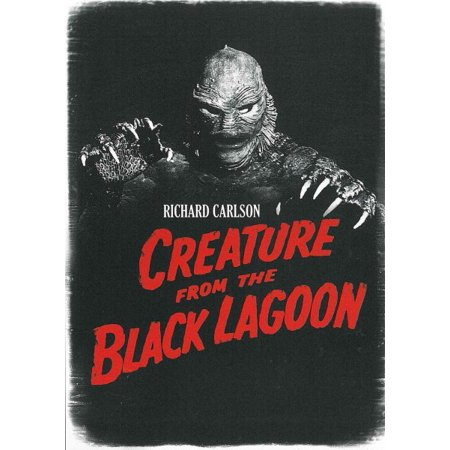 The Creature From The Black Lagoon (DVD) (Typhoon Lagoon)