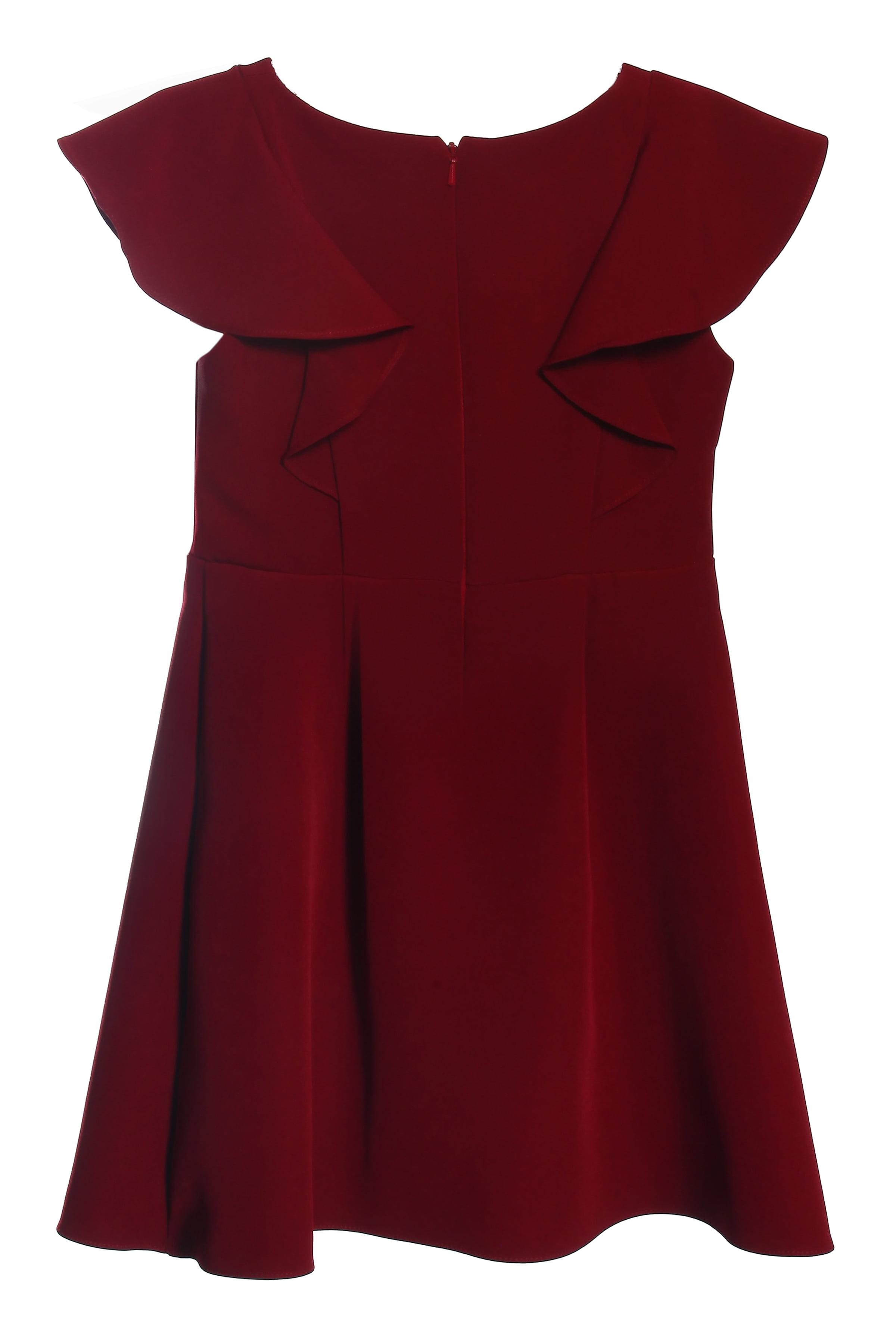 7903955cb6a Maroon Flower Girl Dresses - Gomes Weine AG