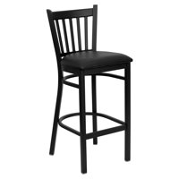 Flash Furniture Hercules 30.25 in. Metal Bar Stool