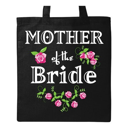 Mother of the Bride Roses Tote Bag