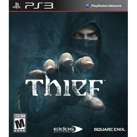 Thief, Square Enix, PlayStation 3, 662248913346 (Thief Computer Game)