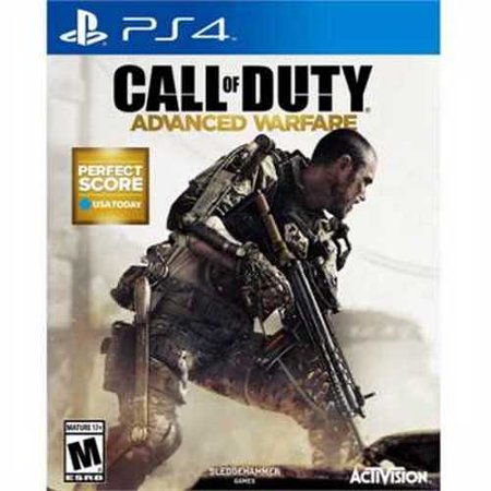Call of Duty Advanced Warfare (PS4) - Pre-Owned Activision