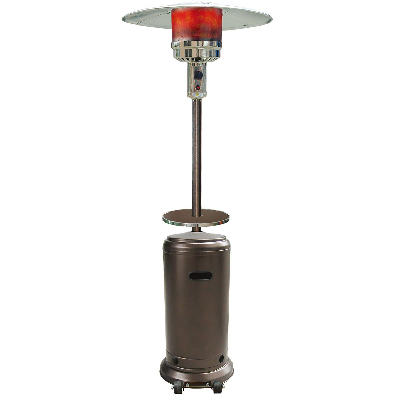 Hanover Outdoor 7-Ft. 41,000 BTU Steel Umbrella Propane Patio Heater by Supplier Generic