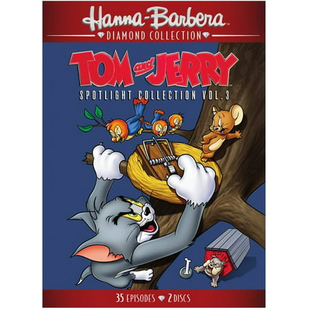 Tom & Jerry Spotlight Collection: Volume 3 (DVD)