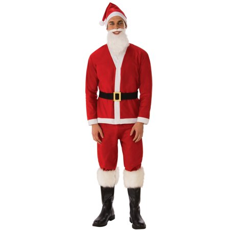 Santa Promotional Teen Costume