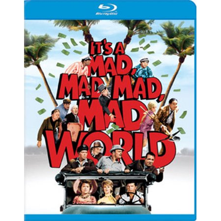 It's A Mad, Mad, Mad, Mad World (Blu-ray) - Mad Tv Stewart Halloween