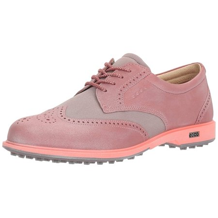 061d0bf4421 ECCO Women's Classic Hybrid III Golf Shoe, Petal/Petal Trim, 39 EU/8-8.5 M  US - Walmart.com