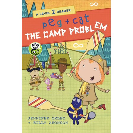 Peg + Cat: The Camp Problem: A Level 2 Reader ()