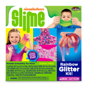 Nickelodeon Rainbow Glitter Kit by Cra-Z-Art