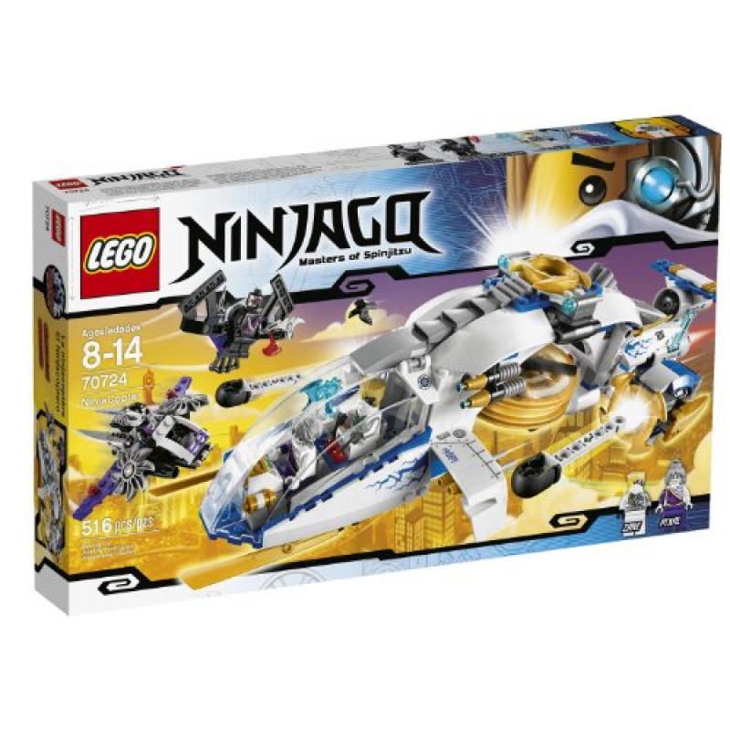 Lego Ninjago 70724 NinjaCopter Toy