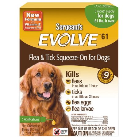 Sergeant S Flea And Tick For Dogs