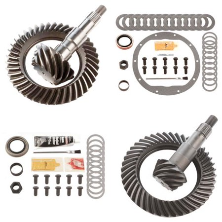4.10 RING AND PINION GEARS & INSTALL KIT PACKAGE - GM 8.25 IFS FRONT / 8.6