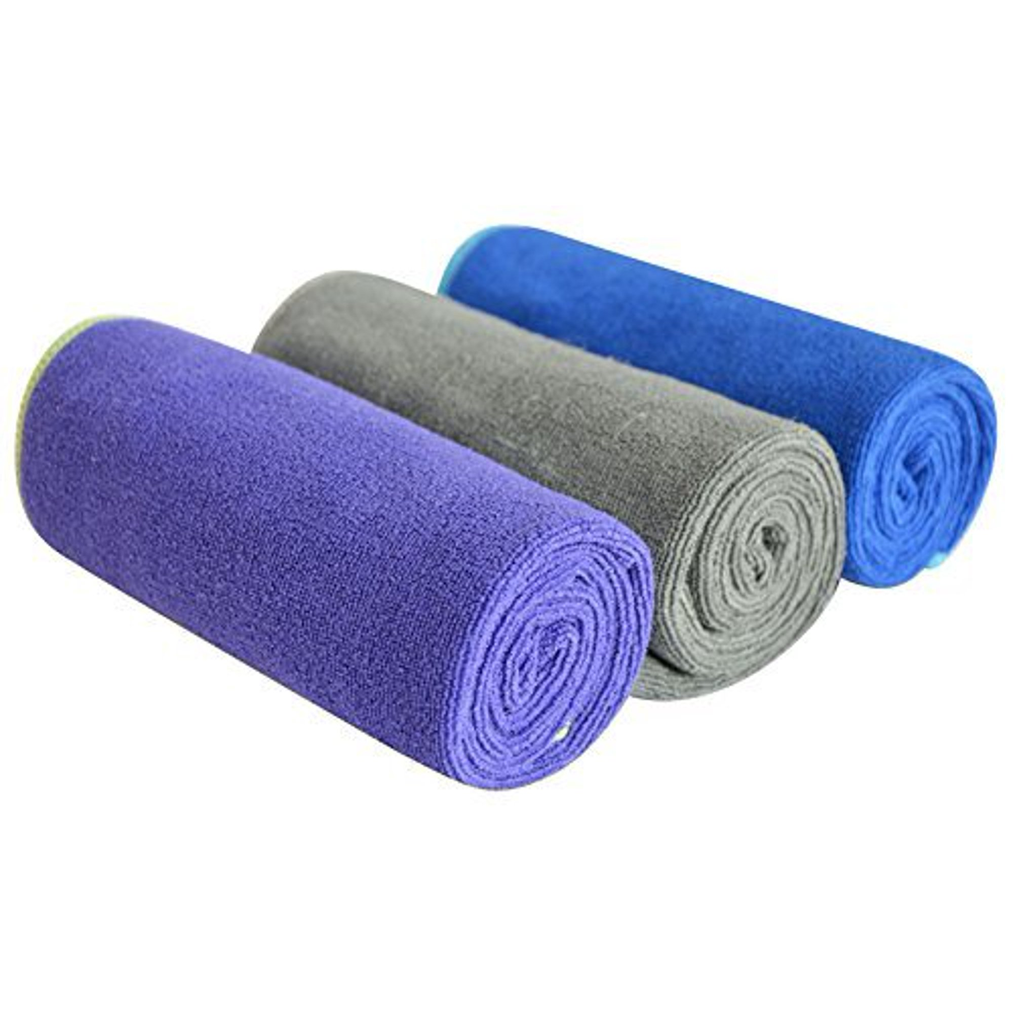 SINLAND Microfiber Gym Towels Sweat Workout Sports Fitness Towel Fast Drying 3 Pack 16 Inch X 32 Inch | Walmart Canada