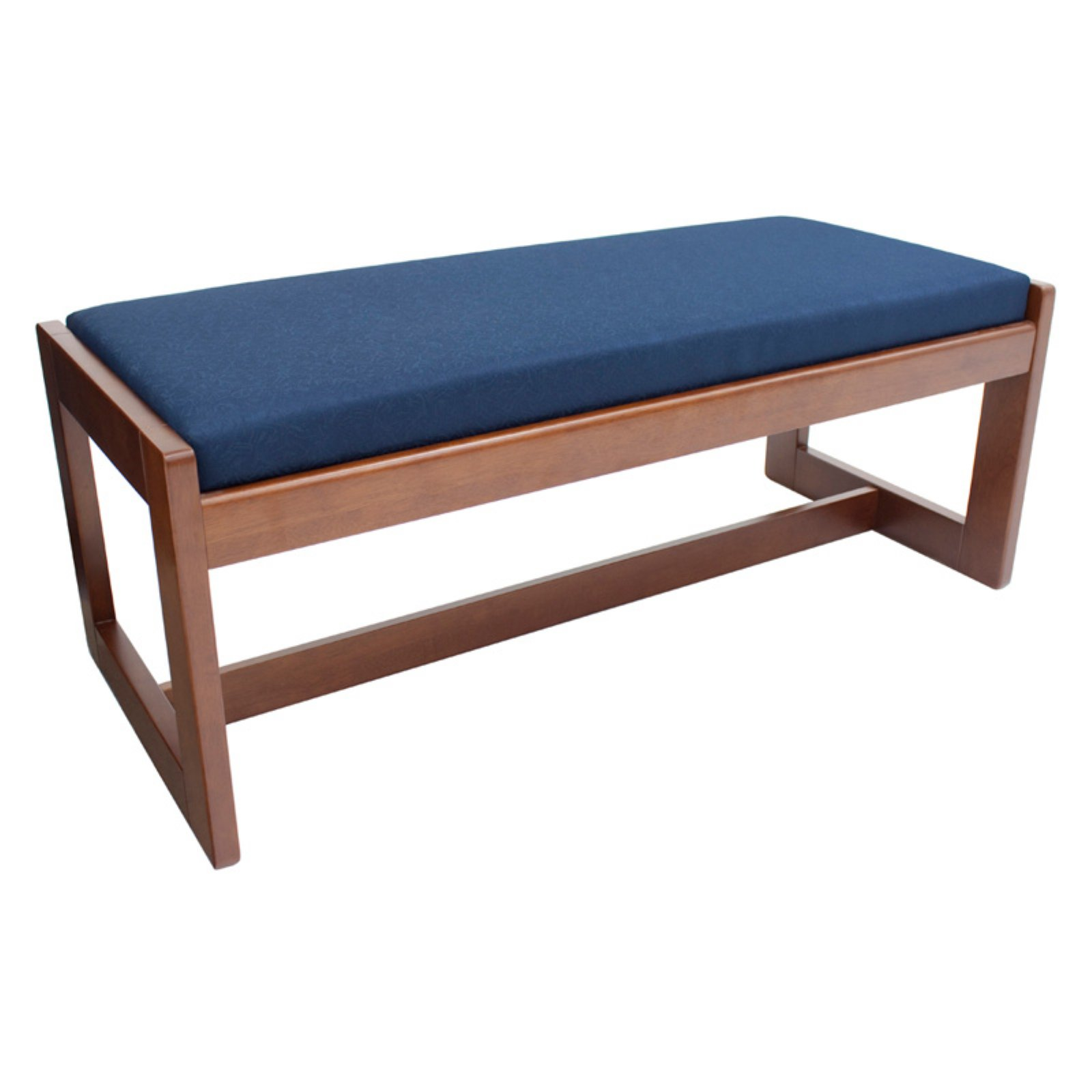 Belcino Cherry Double Seat Bench, Multiple Colors