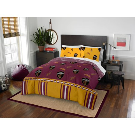NBA Cleveland Cavaliers Bed In Bag Set