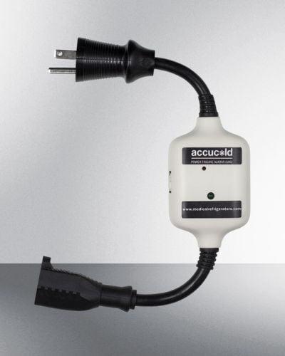 Summit Power failure alarm with hospital grade cord