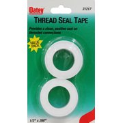 """Oatey® 1/2"""" x 260"""" PTFE Thread Seal Tape Value-Pack"""