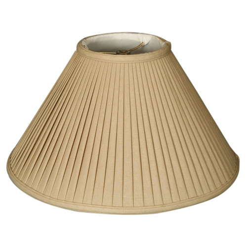 Alcott Hill Coolie 12'' Linen Empire Lamp Shade