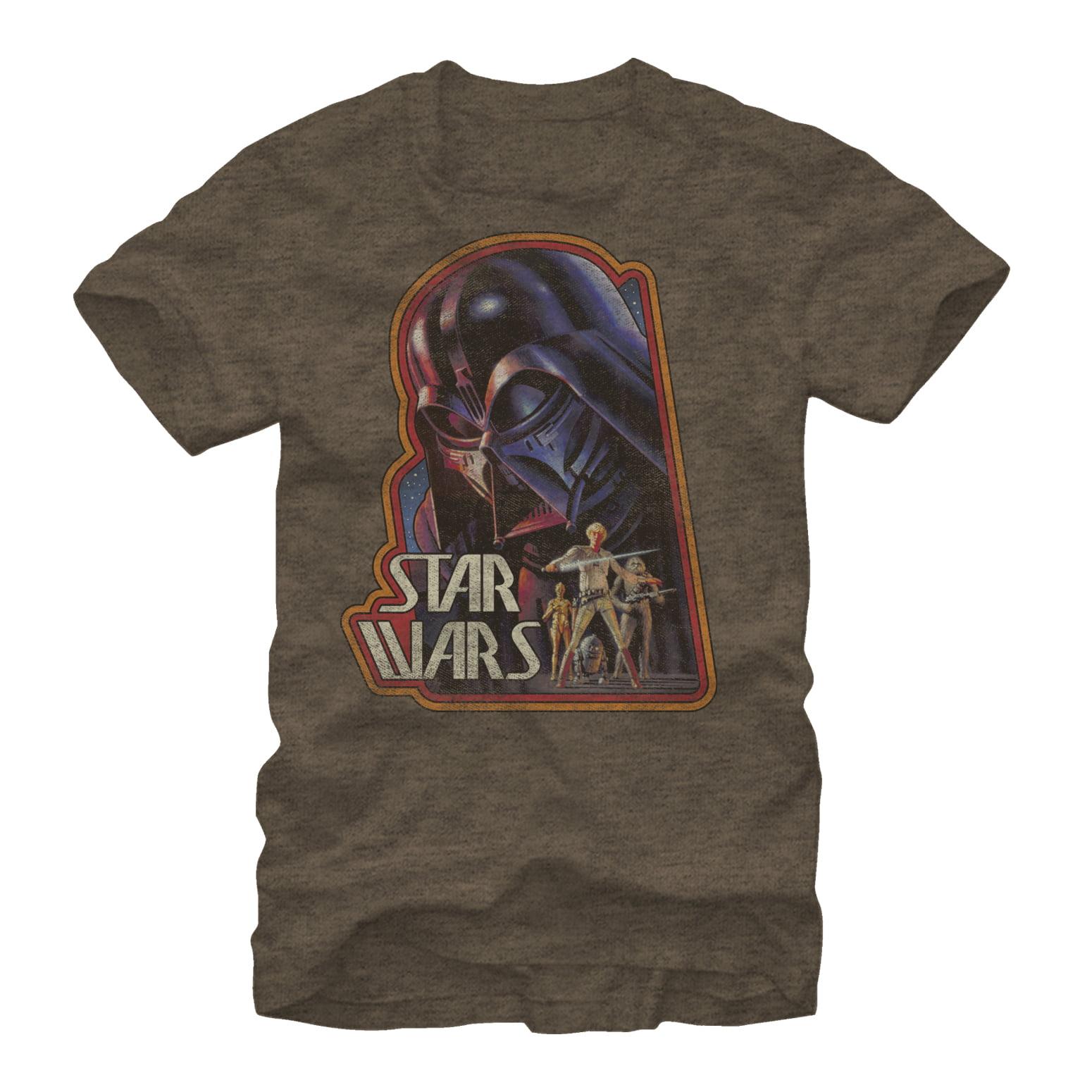 Star Wars Men's Ralph McQuarrie Darth Vader T-Shirt