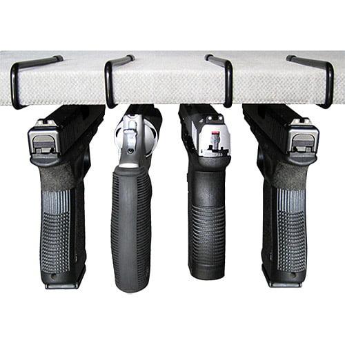 Gun Storage Solutions Original Handgun Hangers, 4-Pack