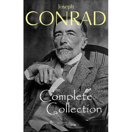 Joseph Abboud Collection - Joseph Conrad: The Complete Collection - eBook