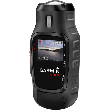 "Garmin Virb Digital Camcorder - 1.4"" - Cmos - Full Hd - 16:9 - Mp4 - Electronic [is] - Microphone - Hdmi - Usb - Microsd Card - Memory Card (010-01088-00)"