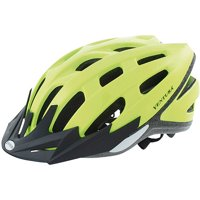 Ventura Safety Neon Yellow Bike Helmet, Adult (54-58cm)