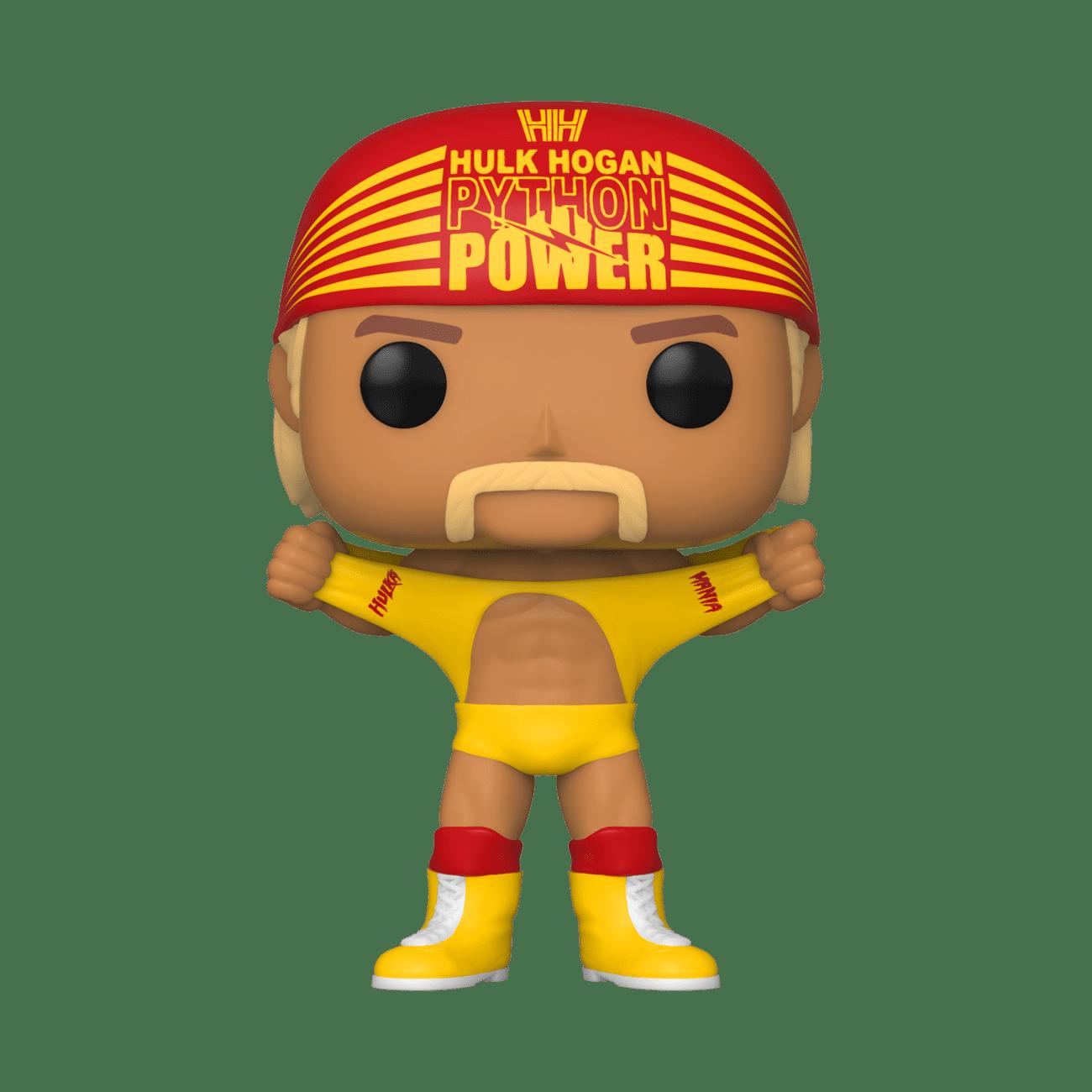 Funko POP! WWE: Wrestlemania 3 - Hulk Hogan - Walmart Exclusive - Walmart.com