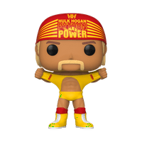 Funko POP! WWE: Wrestlemania 3 - Hulk Hogan - Walmart Exclusive