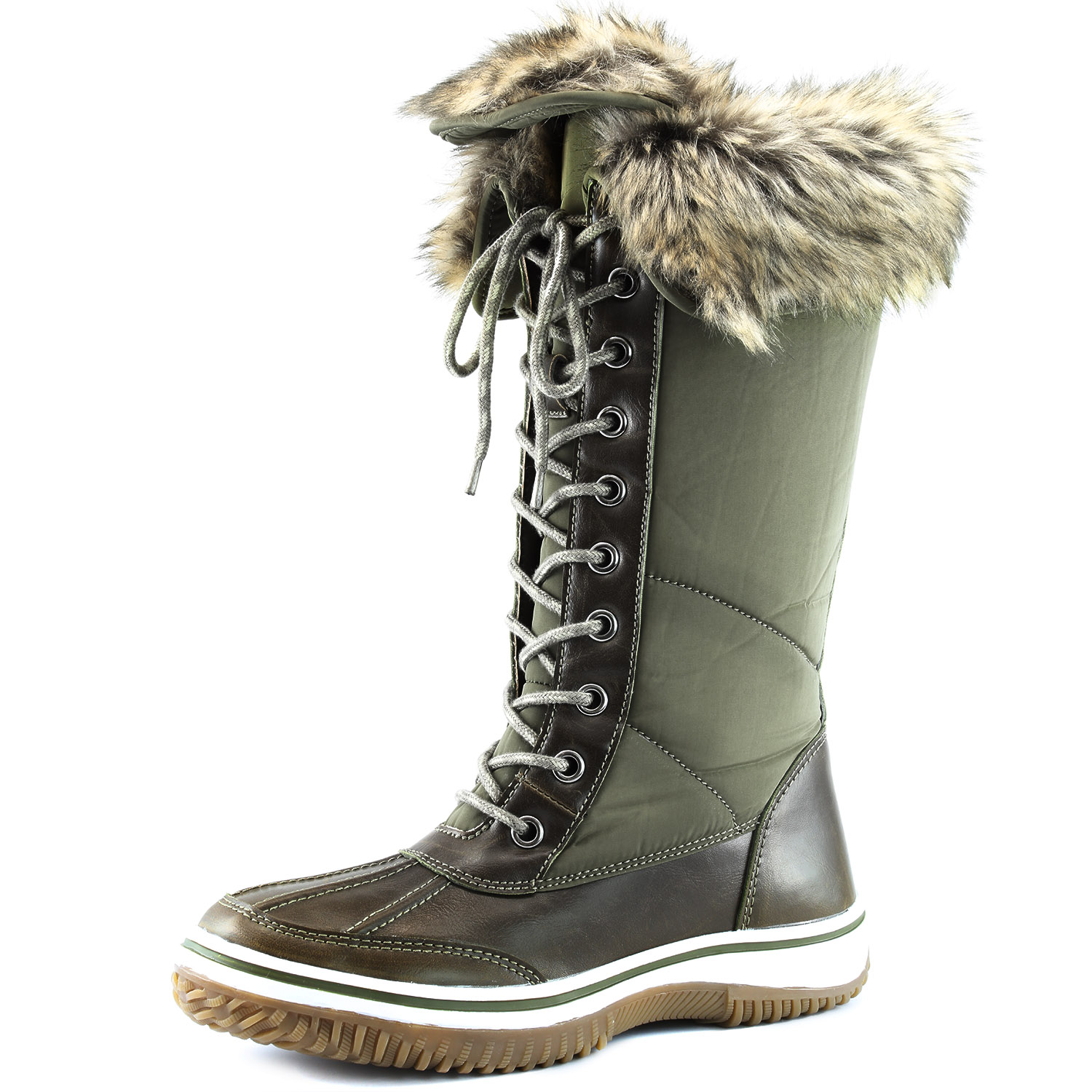 DailyShoes Winter Boots For Women