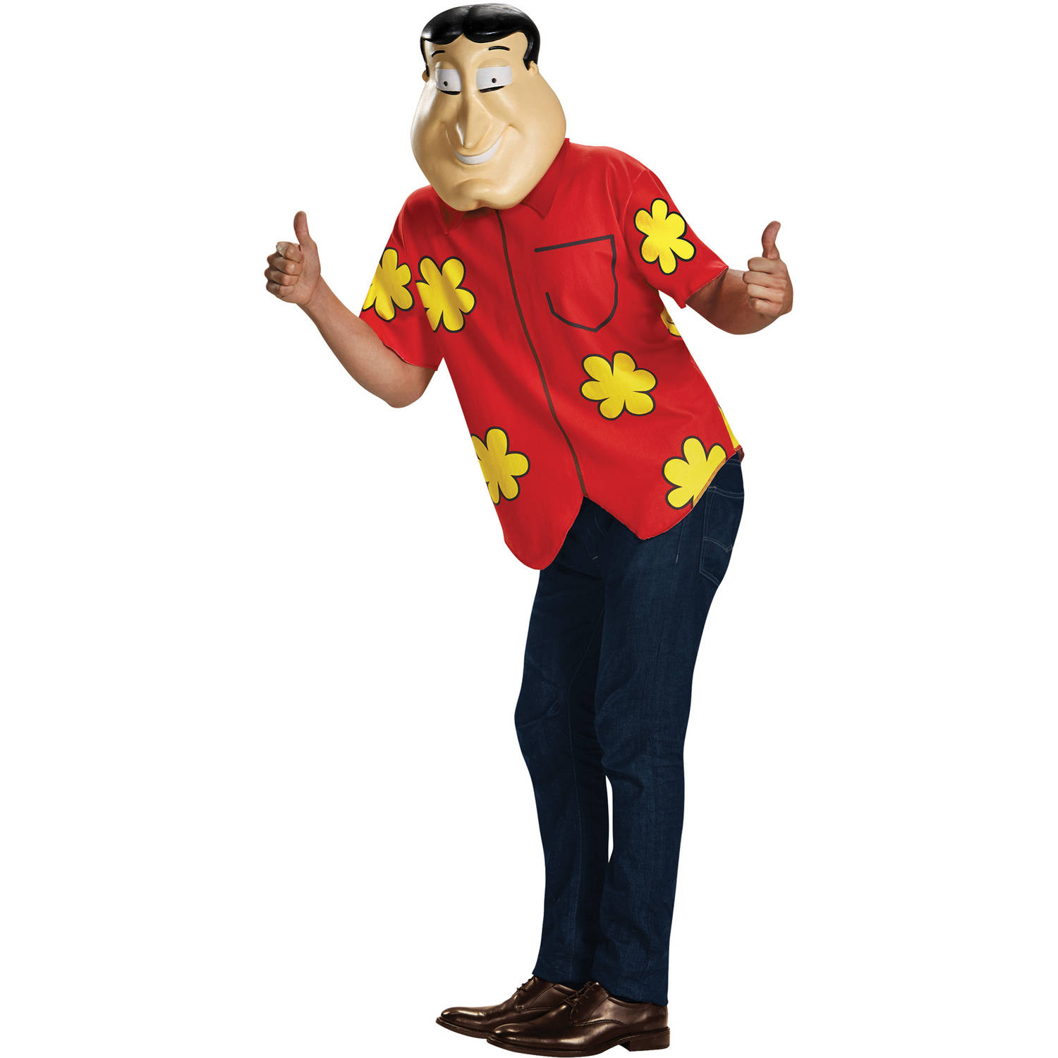 Quagmire Deluxe Men's Adult Halloween Costume