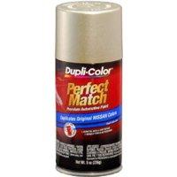 Duplicolor BNS0593 Perfect Match Automotive Paint, Nissan Sunlit Sand, 8 Oz Aerosol Can