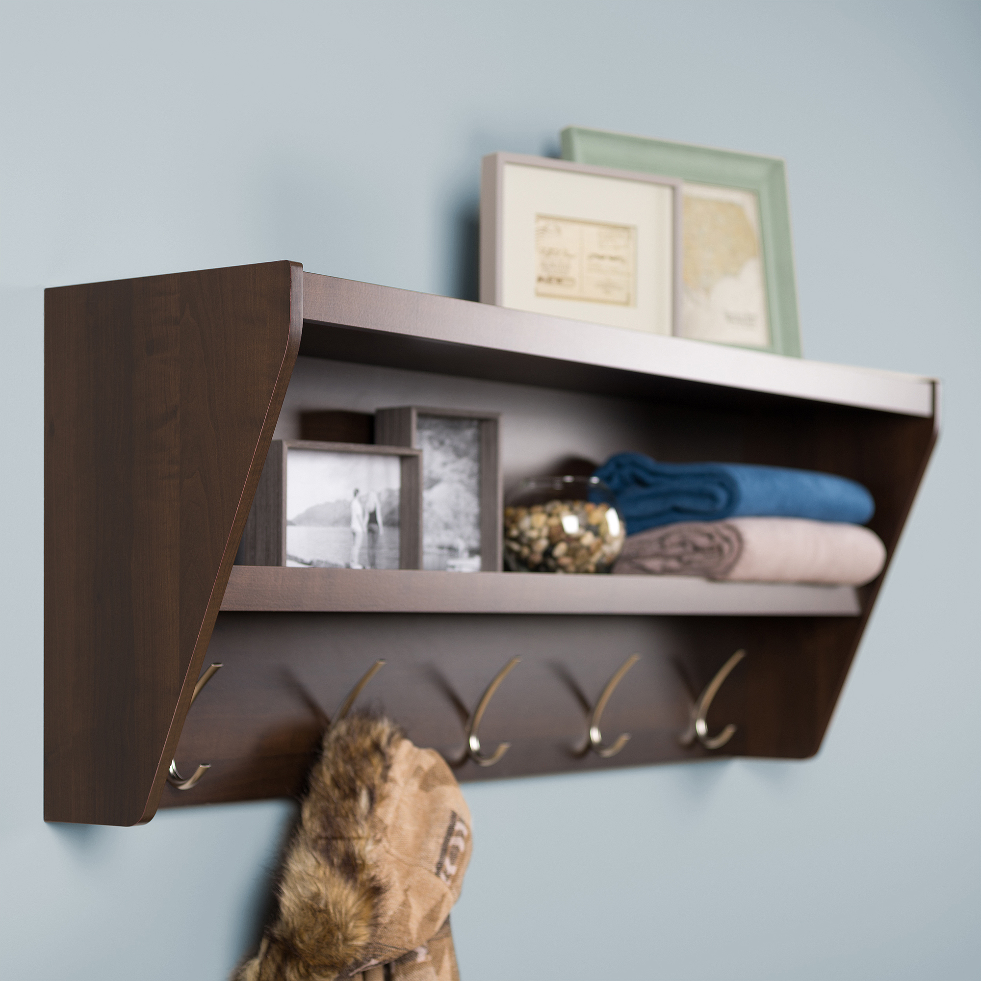 mounted of home coat rack size wall with sets furnitures your standing shelf free for interior full